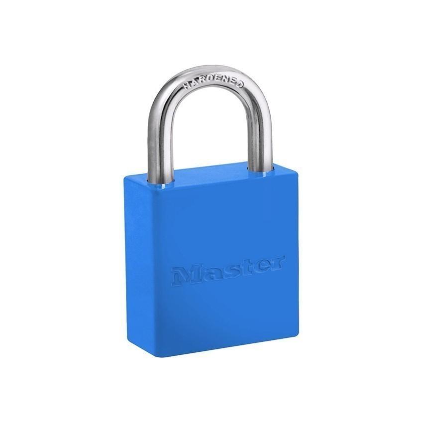 Master lock 6835 cadenas de consignation aluminium - Cadenas de consignation ...