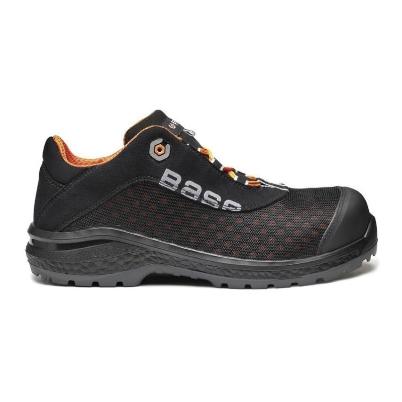 Chaussures de sécurité basses Be-Fit S1P SRC - Base Protection