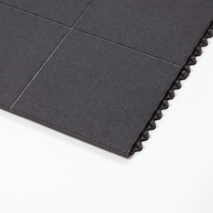 dalle en caoutchouc. Black Bedroom Furniture Sets. Home Design Ideas