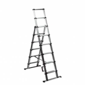 Echelle télescopique transformable 2,30m Telesteps - EN 131