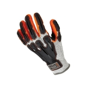 Gant anti-coupure avec protection dorsale 922CR Ergodyne - Lot de 6 paires
