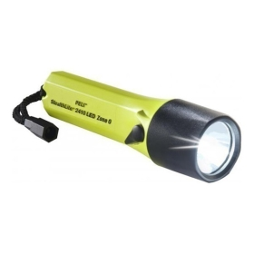 Lampe à main steathlite 2410 LED zone 0 FlashLight PELI