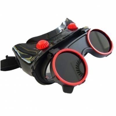 lunette masque relevable de soudure flip. Black Bedroom Furniture Sets. Home Design Ideas