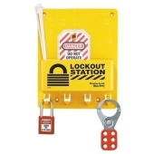 Station d'étiquetage Master Lock S1705P410