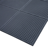 Tapis agroalimentaire plein antidérapant T21 Traction Mat