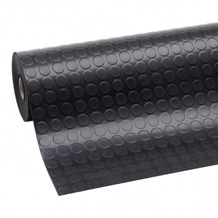 tapis caoutchouc pastilles 745 dots 39 n 39 roll. Black Bedroom Furniture Sets. Home Design Ideas